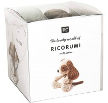 Dog Amigurumi Kit - Rico Design