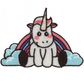 Aplicacion  - Unicornio con arcoiris