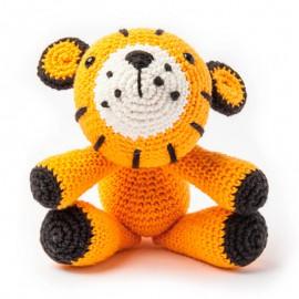 Thomas the Tiger Free Amigurumi Pattern | Jess Huff | 270x270