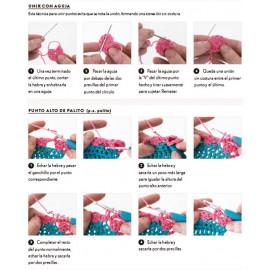 Proyectos para disfrutar tejiendo a ganchillo todo el año