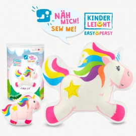 Kit Peluche Unicornio Lady Lu - Kullaloo
