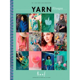 Scheepjes Yarn Bookazine Nº 7 - Reef