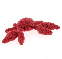Amigurumi Kit Toby Crab - Hoooked