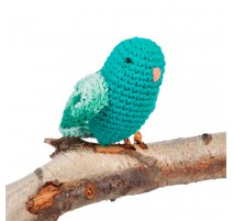 Amigurumi Kit Lovebird Rico - Hoooked