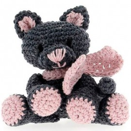 Amigurumi Kit Kyra Kitten- Hoooked