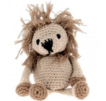 Crochet kit Lion Leroy - Hoooked