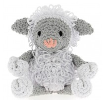 Kit Amigurumi Lamb Lewy - Hoooked