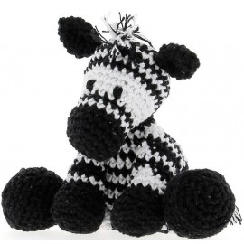 Kit Amigurum Zebra Zizi - Hoooked