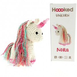 My First Amigurumi: Unicorn crochet - Tutorial step by step amigurumi -  YouTube | 270x270