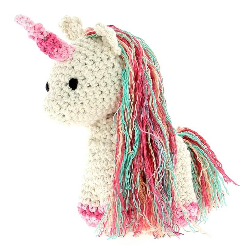Cómo hacer adorable unicornio amigurumi paso a paso | Amigurumi patrones  gratis, Unicornio ganchillo, Ganchillo amigurumi | 800x800