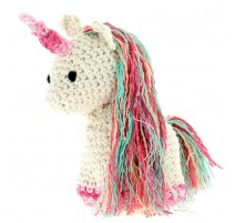 Crochet kit Unicorn Nora - Hoooked