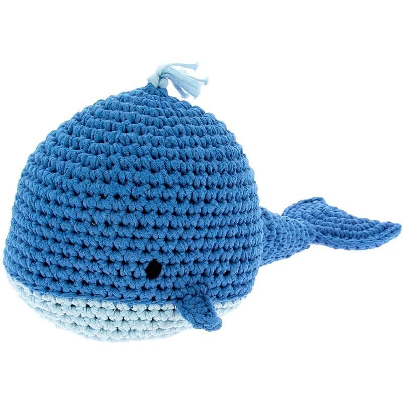 FREE Baby Whale Crochet Pattern | 800x800