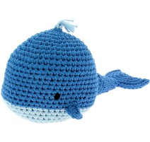 Amigurumi Kit Pepper Whale - Hoooked