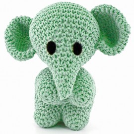 Kit Amigurum Elefante Mo - Hoooked