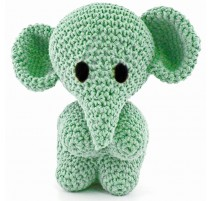 Crochet Kit Elephant Mo  - Hoooked