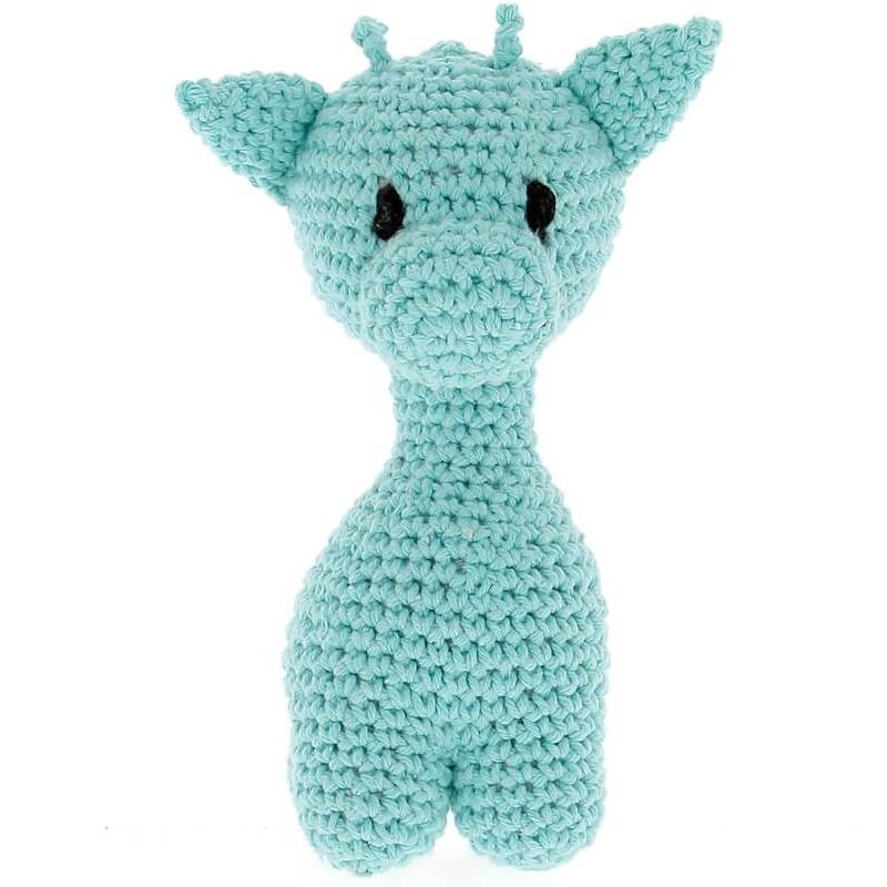 Girafa Amigurumi | Pelúcia Amigurumi-Mania Nunca Usado 23197159 ... | 800x800