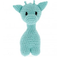 Amigurumi Kit Ziggy Giraffe - Hoooked