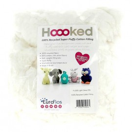 100% Recycled Fluffy Cotton Filling - Hoooked