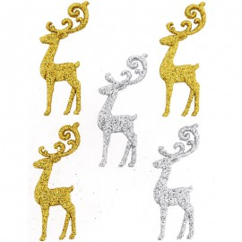 Botones Elegant Reindeer - Dress It Up