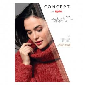 Katia Concept N 8 - 2019 - 2020 magazine