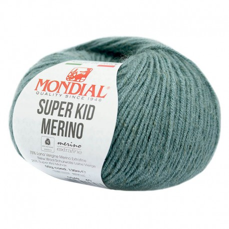 Mondial Super Kid Merino