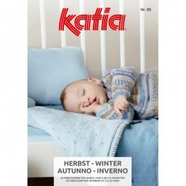 Katia Baby 90 Magazine - 2019 - 2020