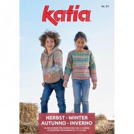 Katia Kids 91 Magazine - 2019 - 2020