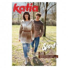 Katia Sport N 101 - 2019 - 2020 magazine