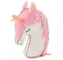 Pincushion - Glitter Unicorns