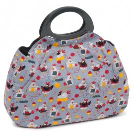Bolso de Costura - Chicken Stitch