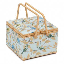 Sewing Basket MRL\272 Spring Garden Large Sewing Box