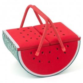 Costurero Doble Tapa - Watermelon