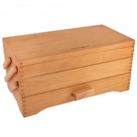 Costurero de Madera - Pine Wood - Milward
