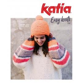 Katia Easy Knits N 8 - 2019 - 2020 magazine