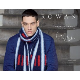Revista Rowan New Nordic Men´s Collection - By Arne and Carlos