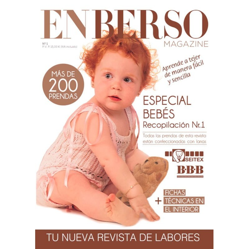 Revista Enberso Nº 1 Especial Bebés
