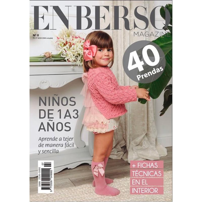 Revista Enberso Nº 8 Niños de 1 a 3 Años