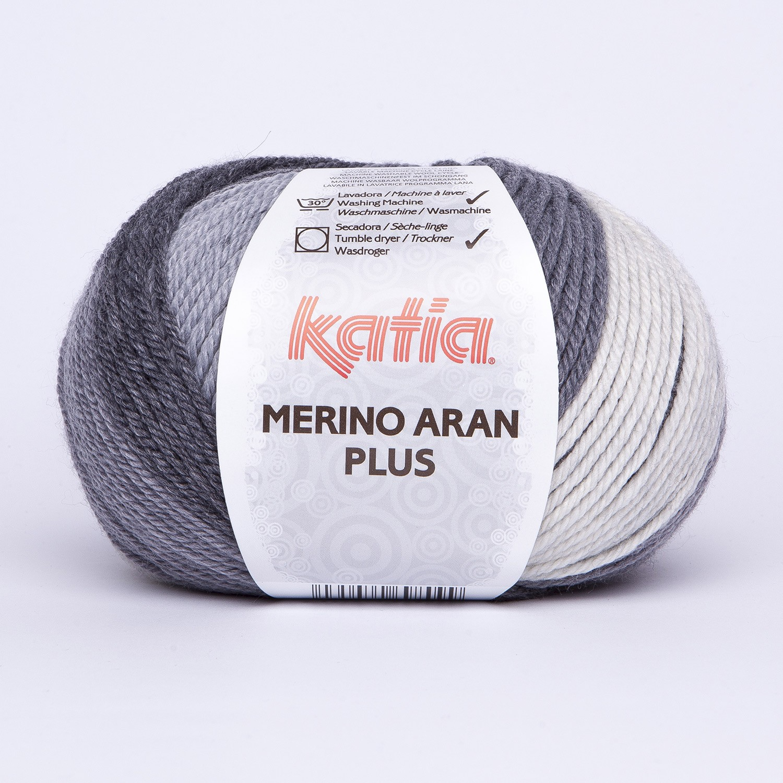 Katia Merino Aran Plus - Ovillos de lana