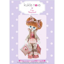 Kit de Costura Muñeca - Sleepyhead