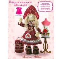 Kit de Costura Muñeca - Milliner