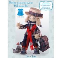 Kit de Costura Muñeca - Tom