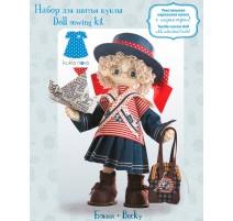 Kit de Costura Muñeca - Becky