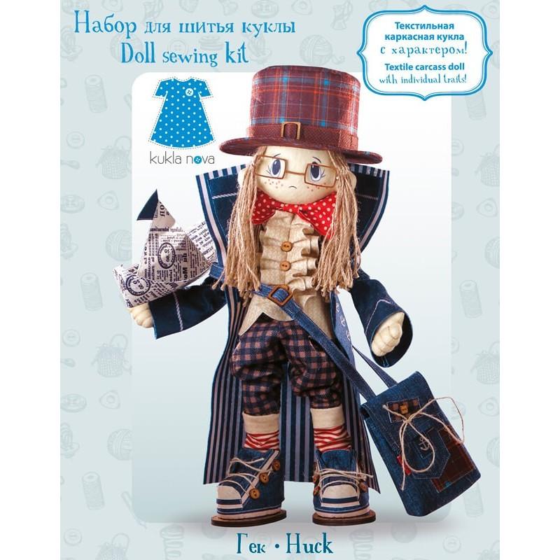 Kit de Costura Muñeca - Huck