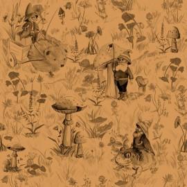 Tela de Felpa Katia - Elves