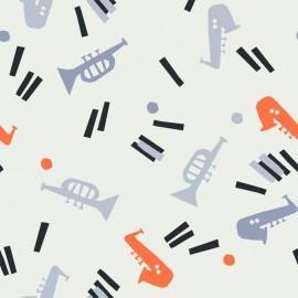Tela de Felpa Katia - Wind Jazz