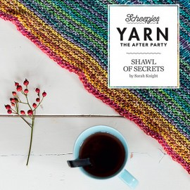 Patrón Scheepjes Nº06 Yarn The After Party - Sarah Knight
