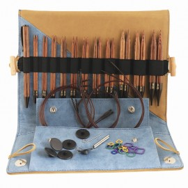 Set de Agujas Intercambiables Ginger - KnitPro