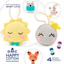 Patron DMC Happy Cotton 5 - Baby Love