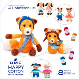 Patron DMC Happy Cotton 2 - Todos los Vestidos
