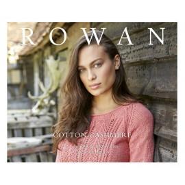 Revista Rowan Cotton Cashmere - By Sarah Hatton